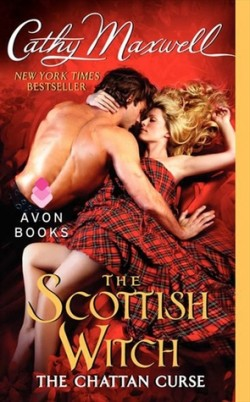 ARC Review: The Scottish Witch by Cathy Maxwell + GIVEAWAY