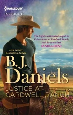 ARC Review: Justice at Cardwell Ranch by B.J. Daniels