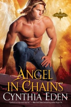 ARC Review: Angel in Chains by Cynthia Eden + GIVEAWAY
