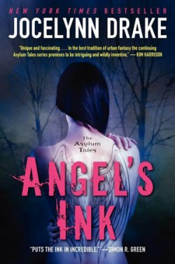Review + Giveaway: Angel's Ink by Jocelynn Drake
