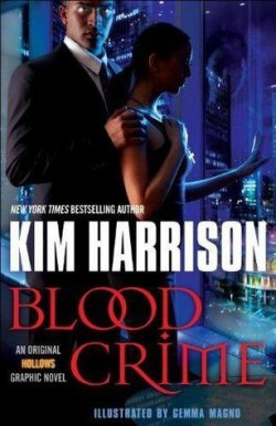 Review: Blood Crime by Kim Harrison
