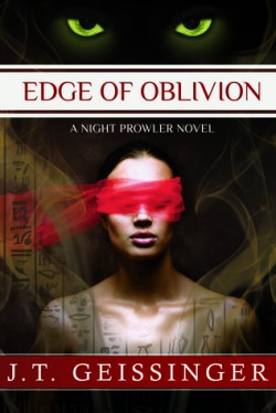 Review: Edge of Oblivion by J.T. Geissinger