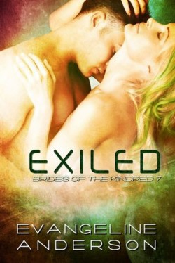 Review: Exiled by Evangeline Anderson