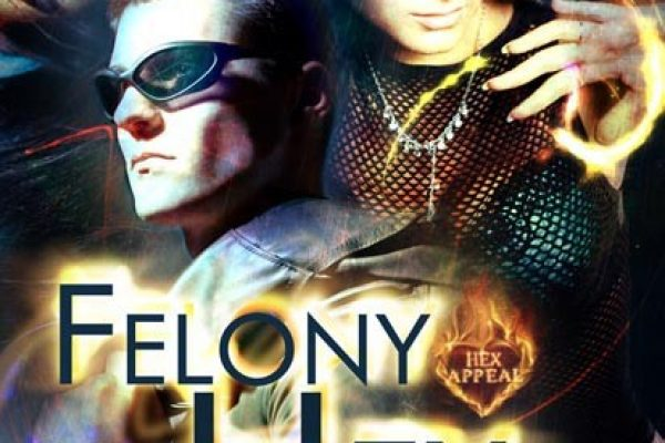 Review: Felony Hex by Saranna DeWylde