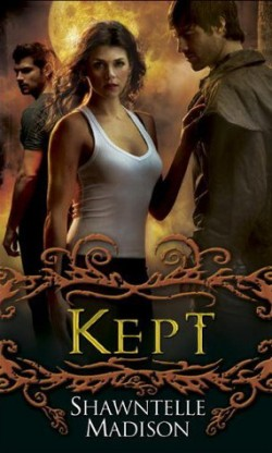 ARC Review: Kept by Shawntelle Madison