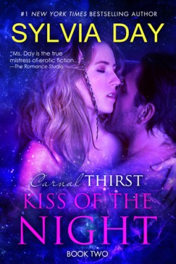 Review: Kiss of the Night by Sylvia Day