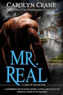 ARC Review: Mr. Real by Carolyn Crane