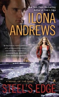 ARC Review: Steel's Edge by Ilona Andrews + Giveaway