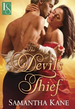 ARC Review: The Devil's Thief by Samantha Kane