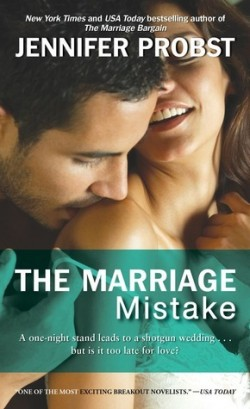 ARC Review: The Marriage Mistake by Jennifer Probst
