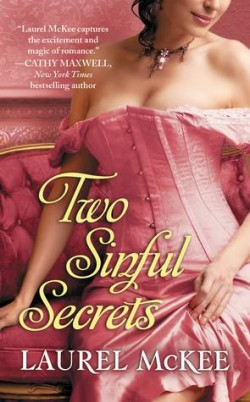 ARC Review: Two Sinful Secrets by Laurel McKee
