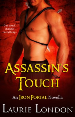 Review: Assassin's Touch by Laurie London