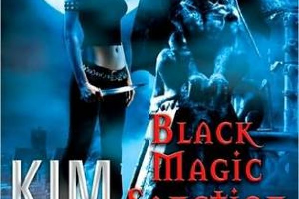 Review: Black Magic Sanction by Kim Harrison