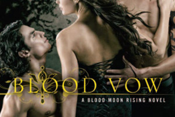 ARC Review: Blood Vow by Karin Tabke