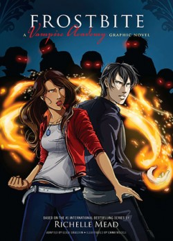 Review: Frostbite The Graphic Novel by Richelle Mead