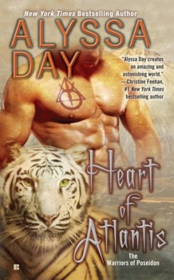 ARC Review: Heart of Atlantis by Alyssa Day
