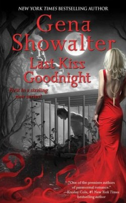 ARC Review: Last Kiss Goodnight by Gena Showalter
