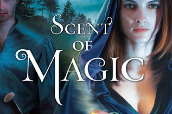 ARC Review: Scent of Magic by Maria V Snyder
