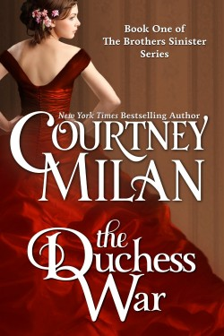 ARC Review: The Duchess War by Courtney Milan