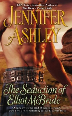 ARC Review: The Seduction of Elliot McBride by Jennifer Ashley