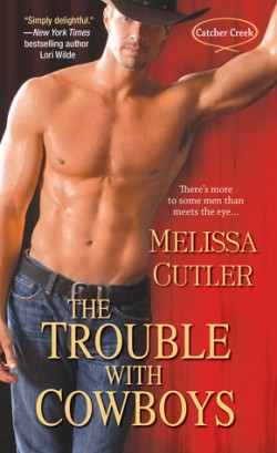 Review: The Trouble with Cowboys by Melissa Cutler