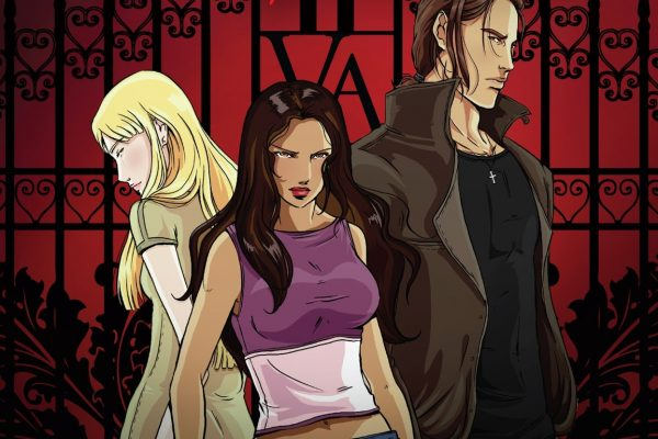 Review: Vampire Academy: The Graphic Novel by Richelle Mead