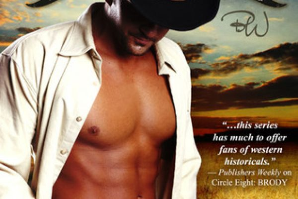 COWBOY WEEK: Circle Eight by Emma Lang
