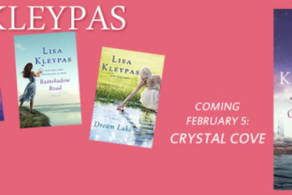 Get Lost in Crystal Cove by Lisa Kleypas