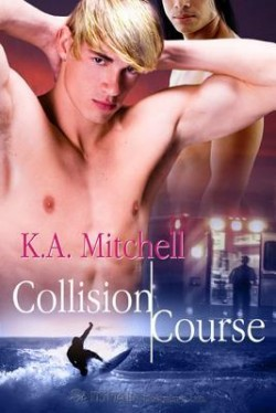 Review: Collision Course by K.A. Mitchell