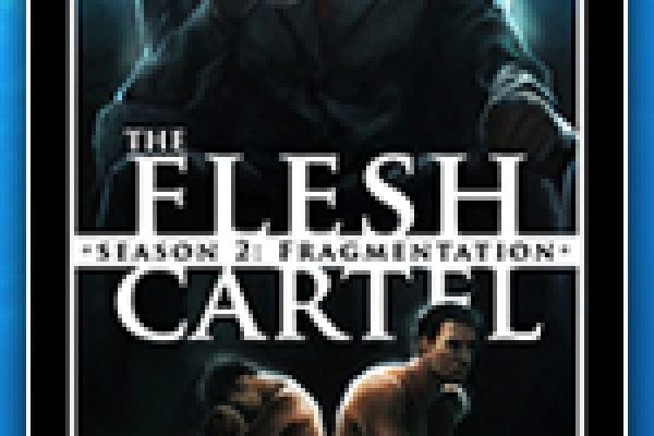 The Flesh Cartel Season 2: Fragmentation Virtual Book Tour