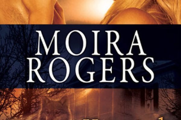 ARC Review: Haunted Sanctuary by Moira Rogers