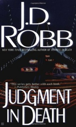 Review: Judgment in Death by J.D. Robb