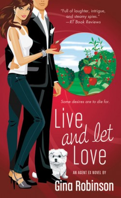 Review: Live and Let Love by Gina Robinson