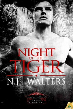 ARC Review: Night of the Tiger by N.J. Walters
