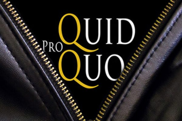 ARC Review: Quid Pro Quo by L.A. Witt and Aleksandr Voinov