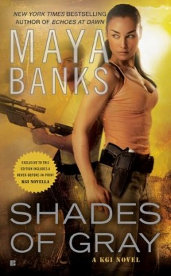 ARC Review: Shades of Gray by Maya Banks