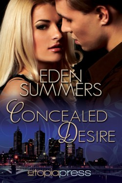 Review: Concealed Desire by Eden Summers
