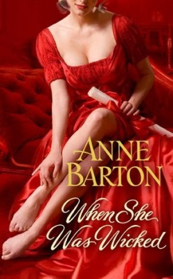 ARC Review: When She Was Wicked by Anne Barton