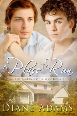 Review: A Place to Run by Diane Adams