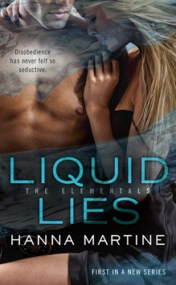 Review: Liquid Lies by Hanna Martine
