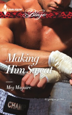 ARC Review: Making Him Sweat by Meg Maguire