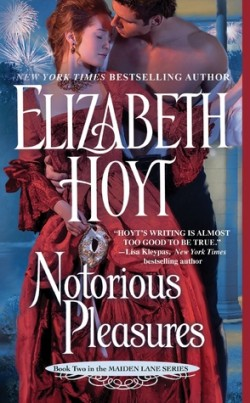 Review: Notorious Pleasures by Elizabeth Hoyt