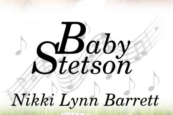Cover Reveal: Baby Stetson by Nikki Lynn Barrett