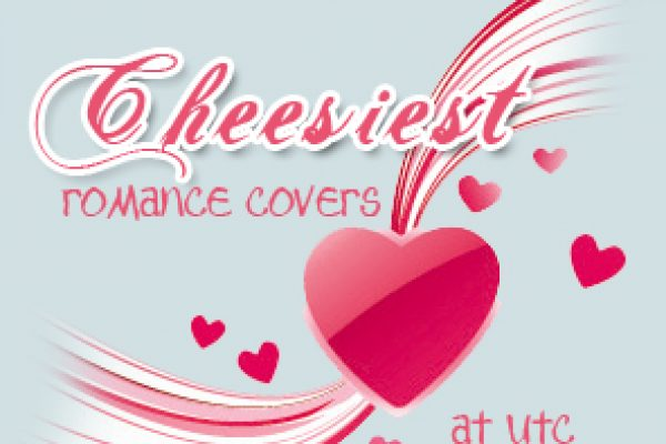 Looking for the Cheesiest Romance Covers