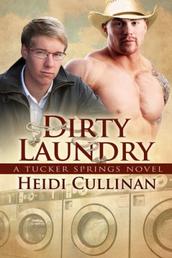 ARC Review: Dirty Laundry by Heidi Cullinan