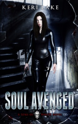 ARC Review: Soul Avenged by Keri Lake