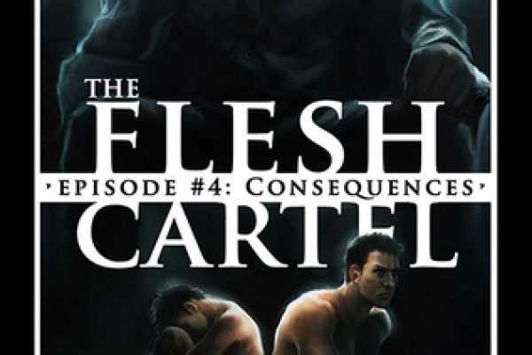 ARC Review: Flesh Cartel #4: Consequences by Rachel Haimowitz and Heidi Belleau