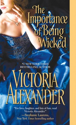 ARC Review: The Importance of Being Wicked by Victoria Alexander