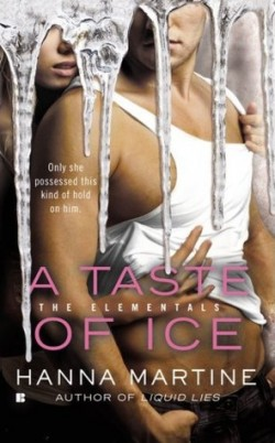 Review: A Taste of Ice by Hanna Martine
