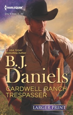 ARC Review: Cardwell Ranch Trespasser by B.J. Daniels